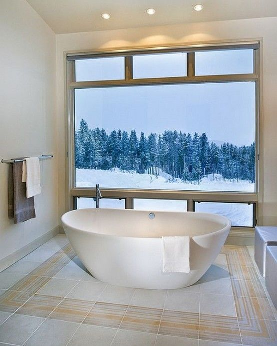 Your Relaxation Oasis: 40 Home Spa Bathroom Designs   Casas .